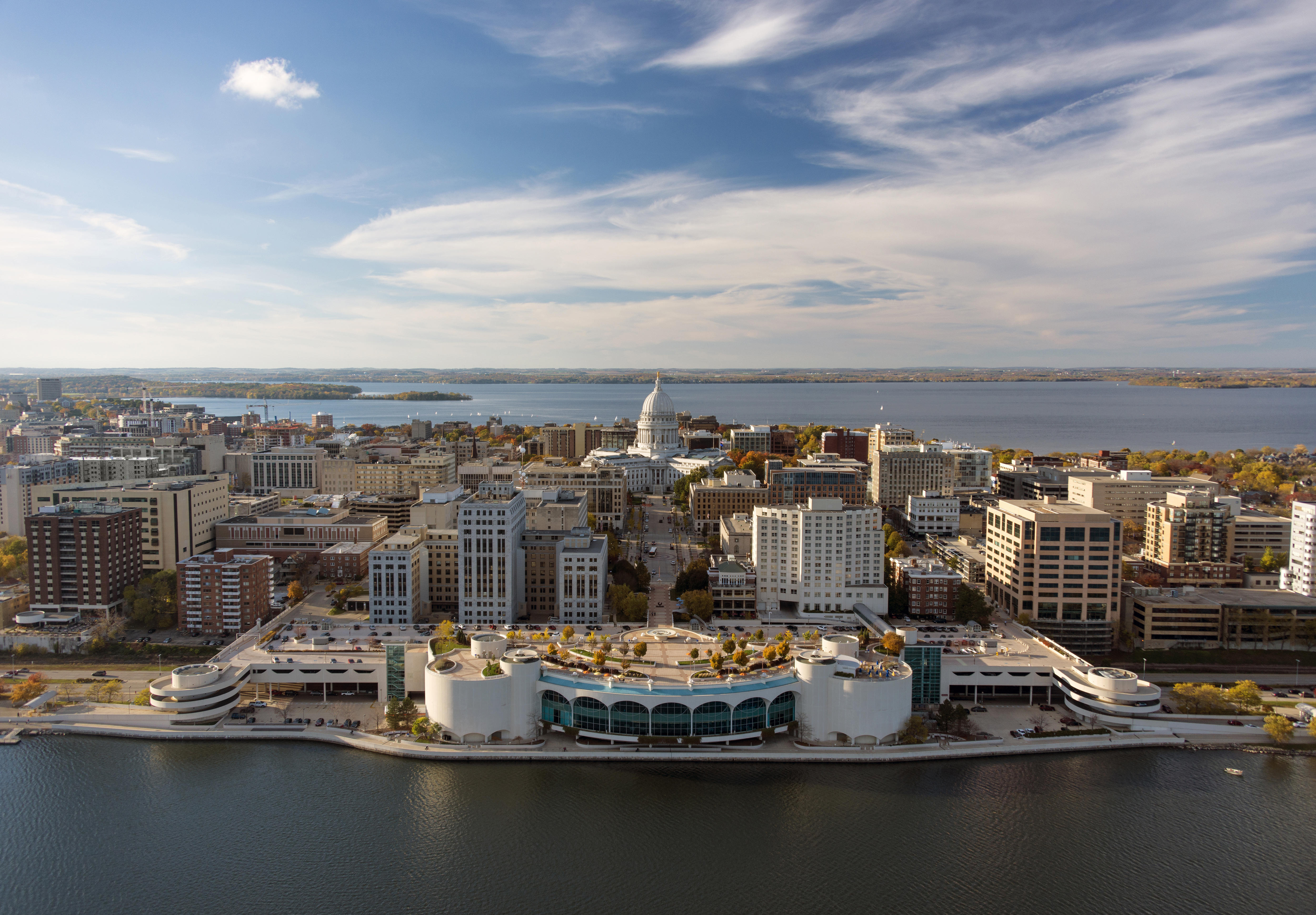 Theres more to Madison, Wisconsin, than football