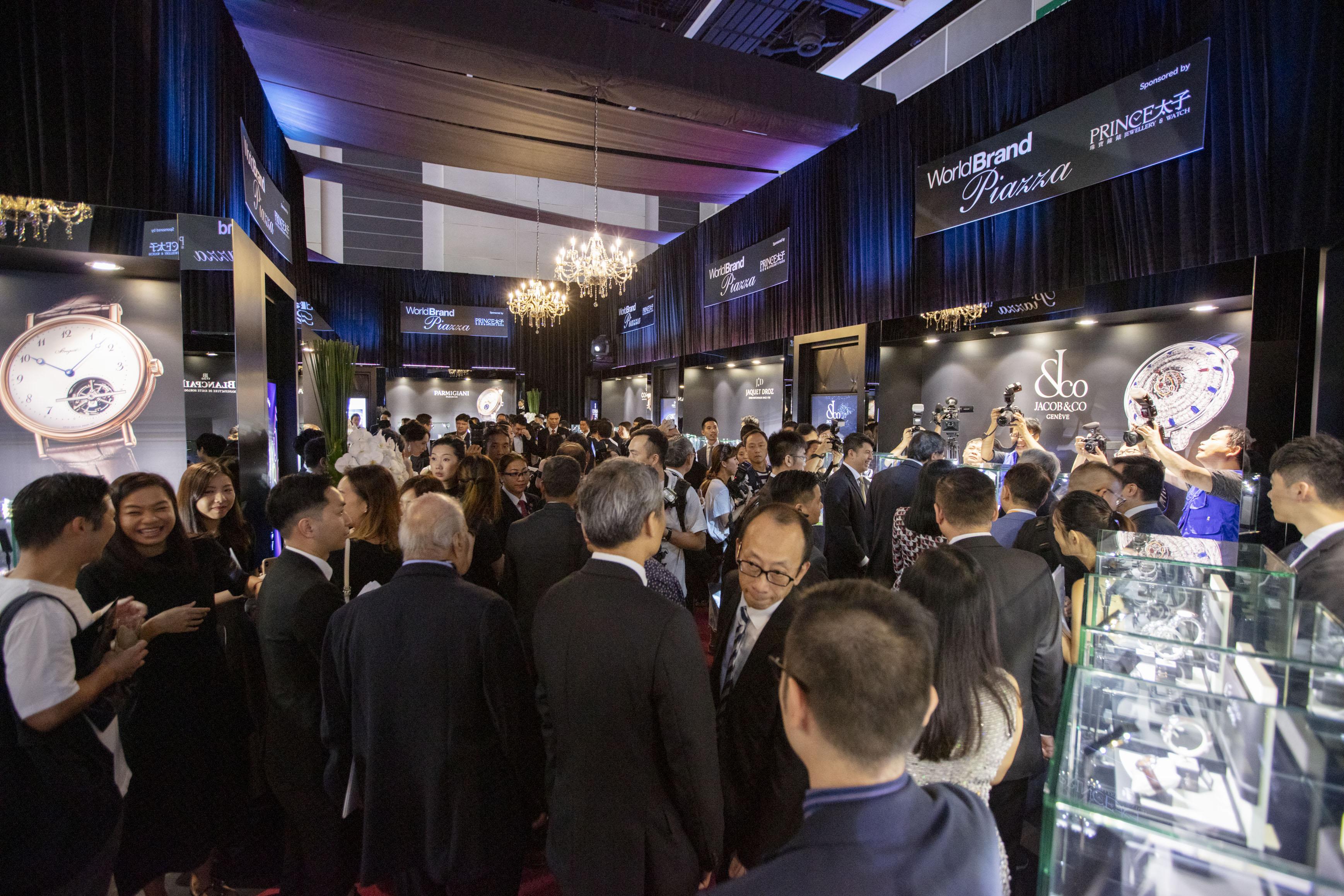 Hong Kong Electronics Fair 2020.Despite Street Protests Hong Kong Exhibition Industry Open