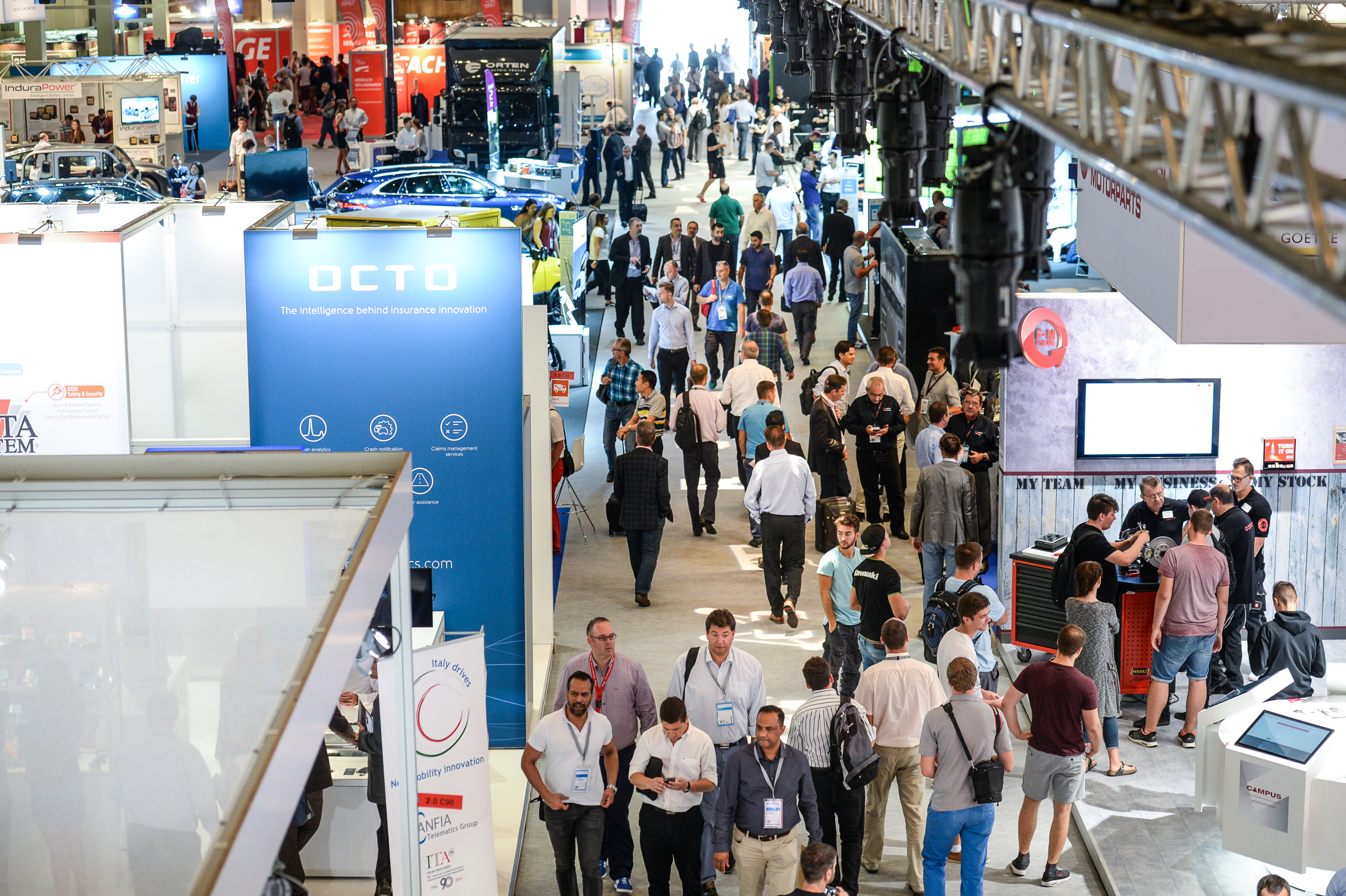Automechanika Shanghai 2018 Poised for Another Record