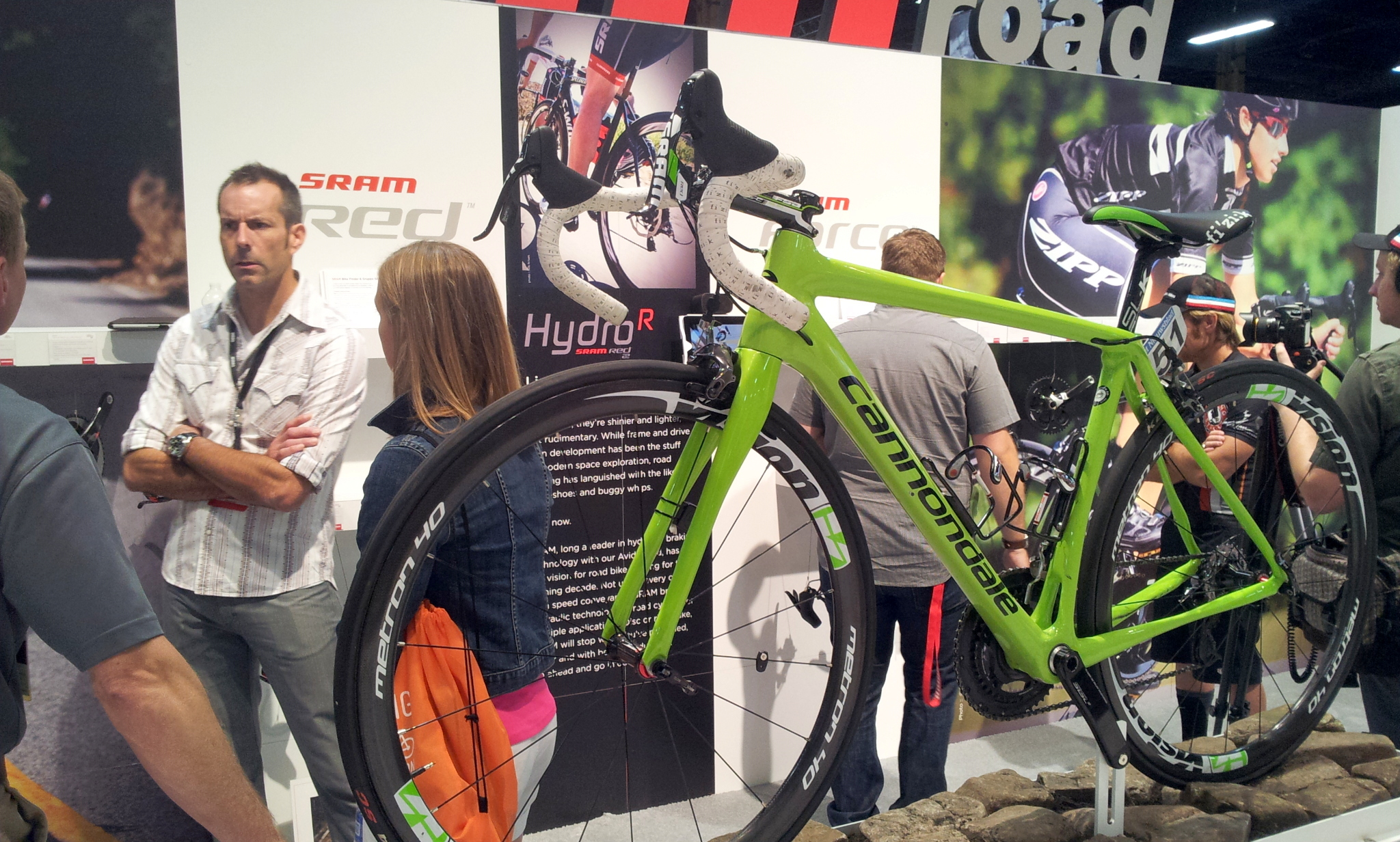 Interbike Bicycle Show Opens Doors to Consumers for First Time alt