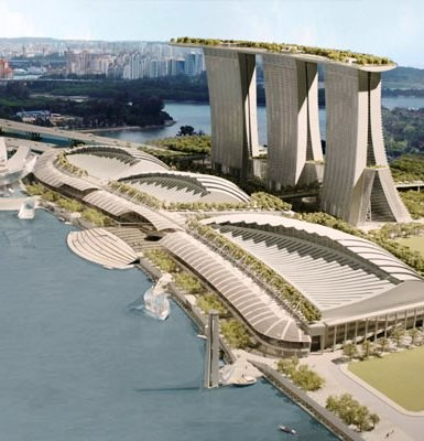 ITB Asia Signs on for Three Years at Singapore's Marina Bay Sands alt