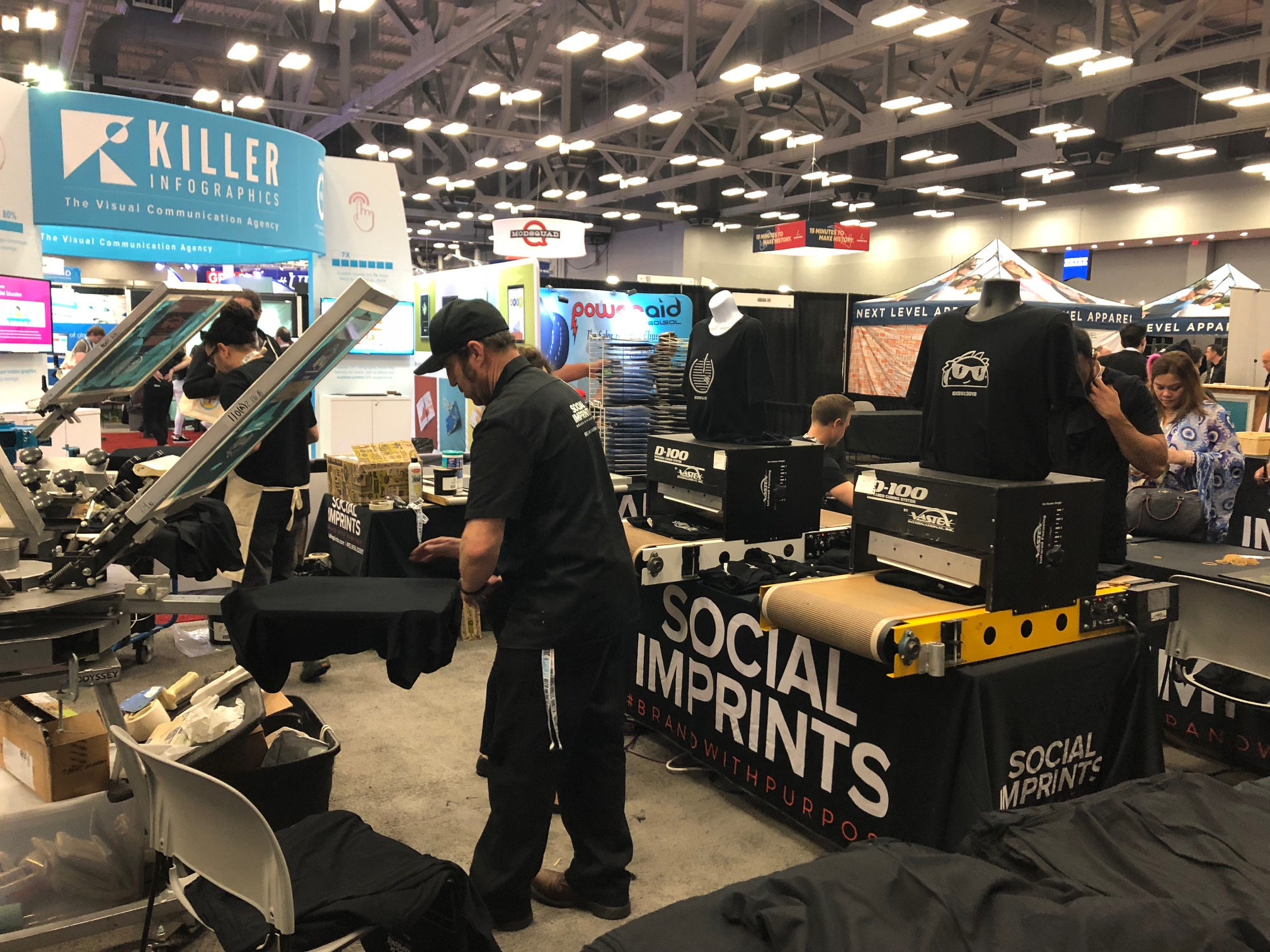 South by Southwest Showfloor Gives Attendees Glimpse of Future