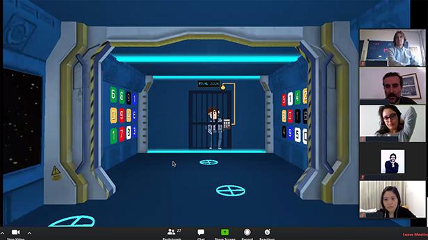 Escape Games Go Virtual For Online Teambuilding Tsnn Trade Show News
