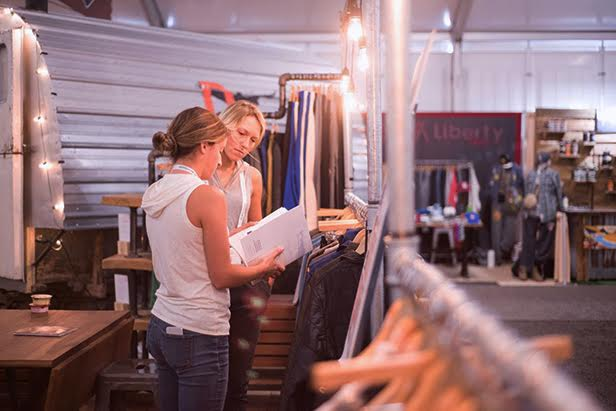 Outdoor retailer snow show now is largest wintersports for Largest craft shows in the us