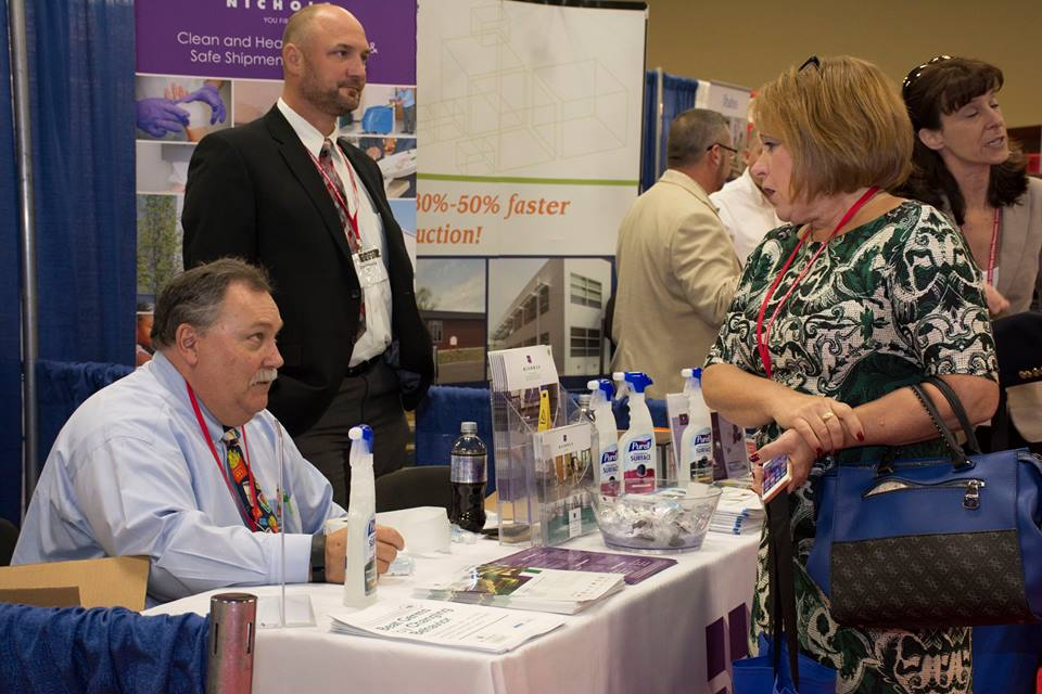 Ohio school boards association attracts 9 000 to greater for Craft shows in ohio