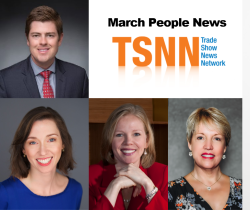 TSNN March People News