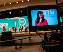 Convention Centers Add Broadcasting Studios to Accommodate Hybrid Events