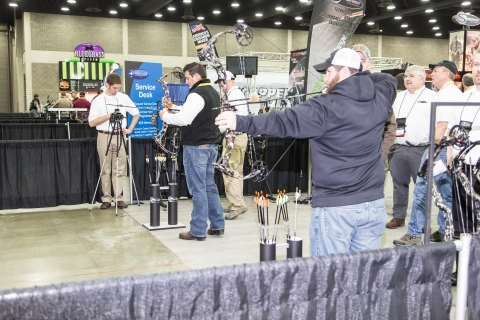 Archery Show Will Head to Louisville for 2016, 2019 and 2024  alt