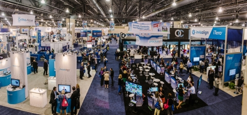 The American Association Of Orthodontists AAO Held Its 113th Annual Session May 3 7 At Pennsylvania Convention Center In Philadelphia