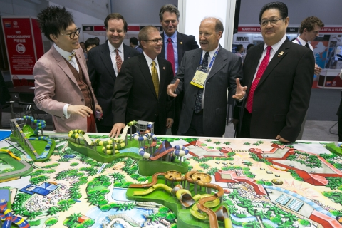 IAAPA's Asian Attractions Expo 2014 Scores 67 Percent Increase in Registered Attendees alt