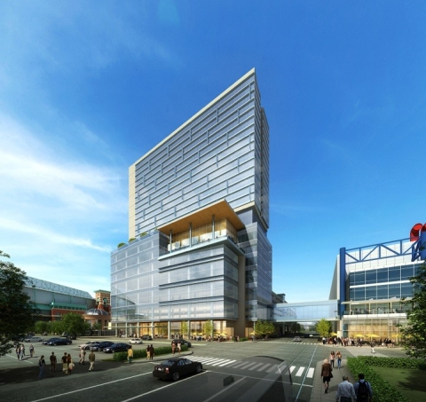 Houston S George R Brown Cc On Track For New Adjacent Hotel Tsnn Trade Show News