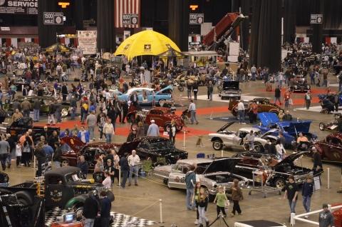 Summit Racing Christmas Car Show 2021 Cleveland S I X Center Draws 35 000 To Newly Collocated Auto Rama Event Tsnn Trade Show News