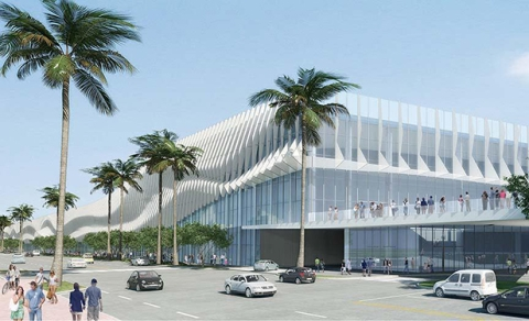 Convention Industry Telecommunications Services Provider Smart City Networks Has Finalized A Contract With The Miami Beach Center To Provide