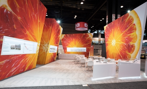 Fabric Exhibition Stand Builders : 5 ways to make your exhibit stand out from the crowd tsnn trade