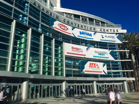 Medical Design & Manufacturing West Show in Anaheim Sees Upticks in