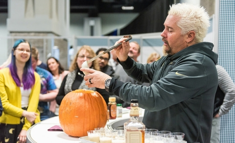 Show growth was hot on the menu at metrocooking dc tsnn trade